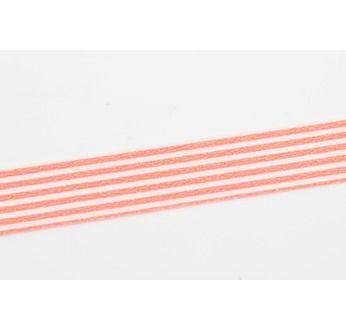 MASKING TAPE MOTIF LIGNES ORANGE /BORDER BRIGHT ORANGE