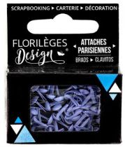 Mini attaches parisiennes Jacinthe