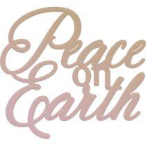 MINI DIE HIGHLANT CHRISTMAS - Peace on Earth