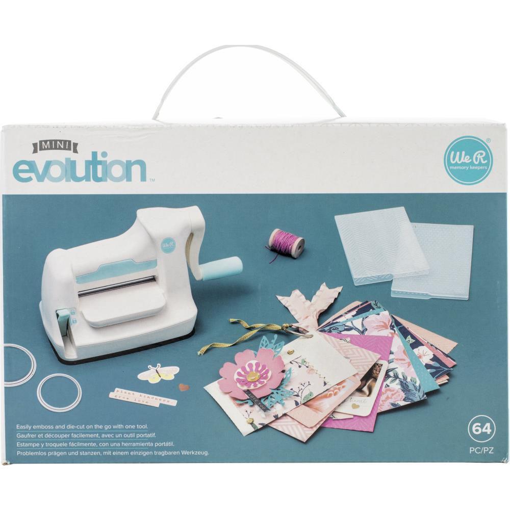 Mini Evolution Die Cut Machine Kit