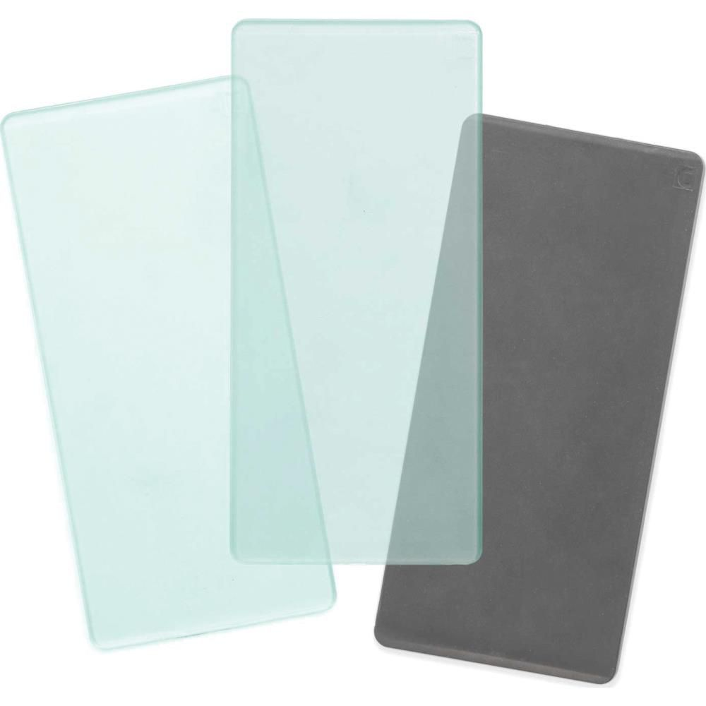 Mini Evolution Replacement Plates 3/Pkg