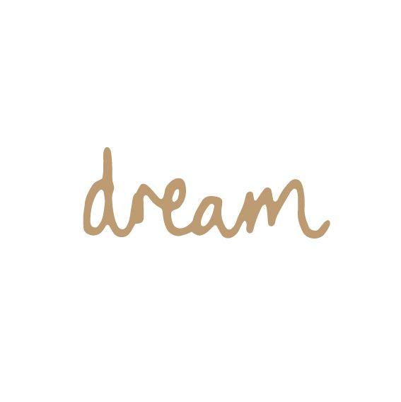 MOT ANGLAIS MDF 3 MM DREAM