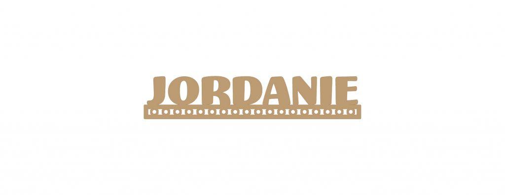 MOT BOIS AFRIQUE DU NORD - JORDANIE