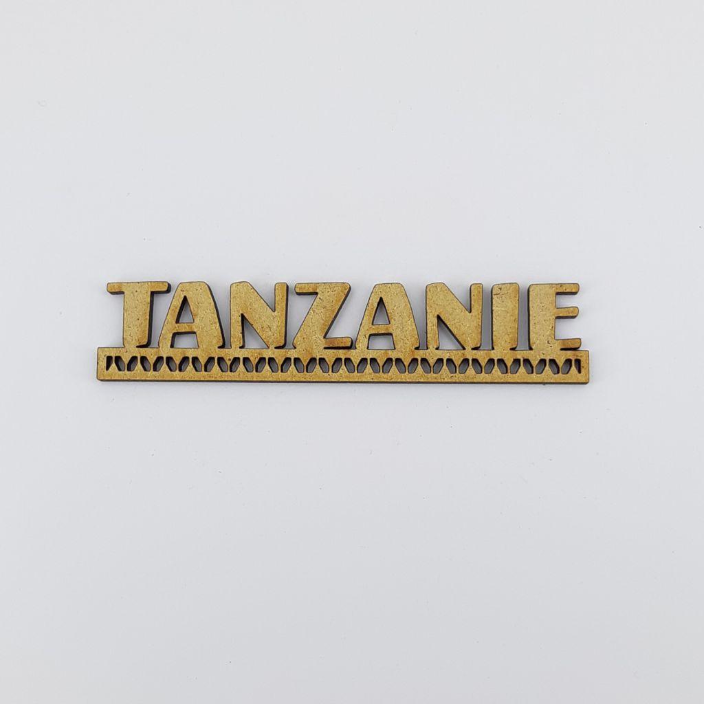 MOT BOIS AFRIQUE SUBSAHARIENNE - TANZANIE