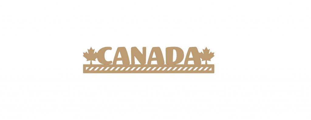 MOT BOIS AMERIQUE DU NORD - CANADA