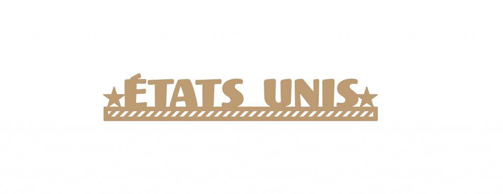 MOT BOIS AMERIQUE DU NORD - ETATS-UNIS