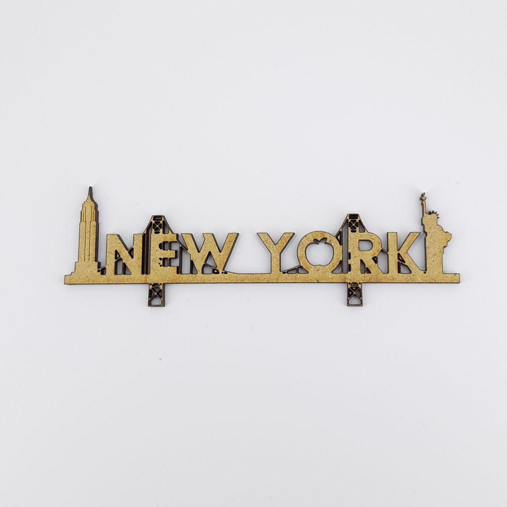 MOT BOIS AMERIQUE DU NORD - NEW YORK 1