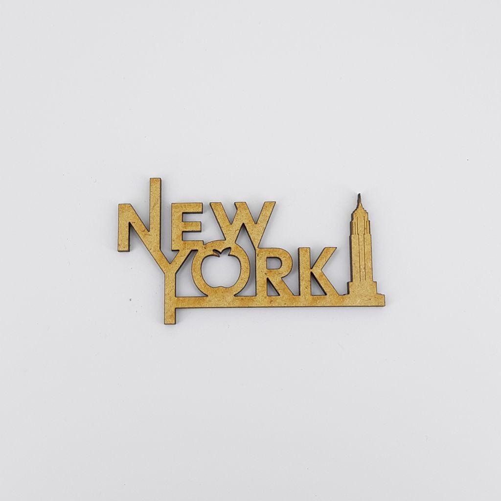 MOT BOIS AMERIQUE DU NORD - NEW YORK 2