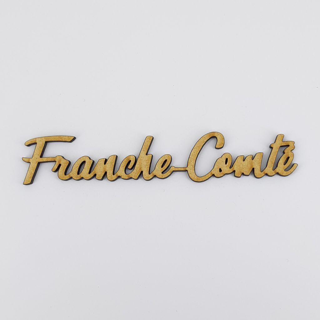 MOT BOIS FRANCE - FRANCHE-COMTE