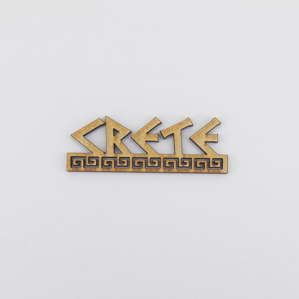 MOT BOIS GRECE - CRETE