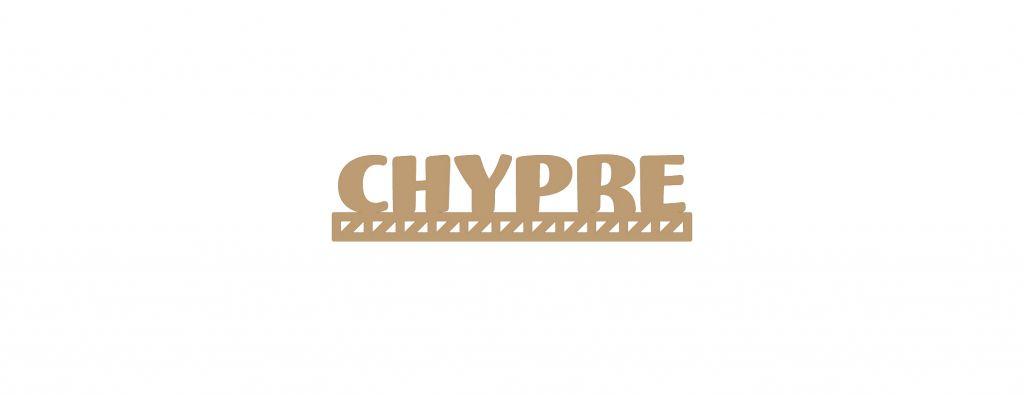 MOT BOIS PAYS D\'EUROPE - CHYPRE