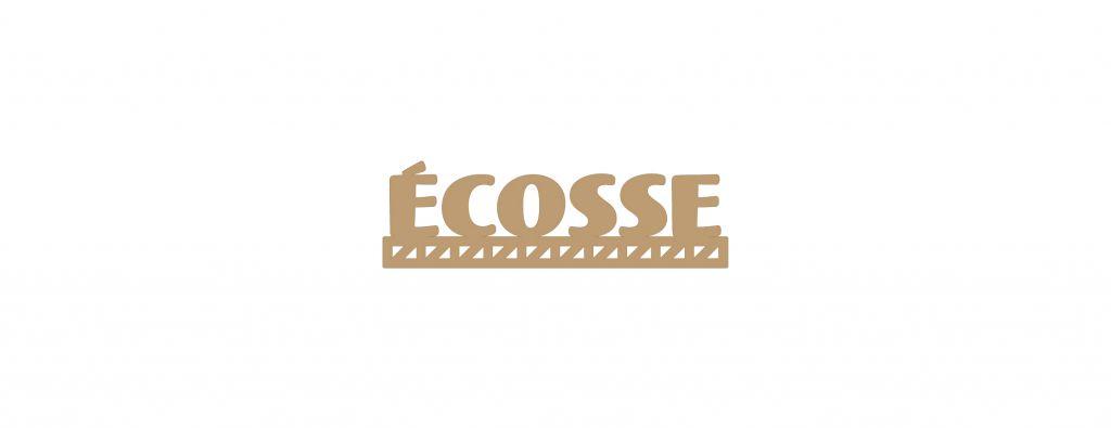 MOT BOIS PAYS D\'EUROPE - ECOSSE
