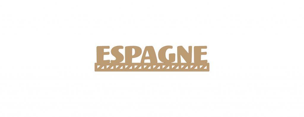 MOT BOIS PAYS D\'EUROPE - ESPAGNE