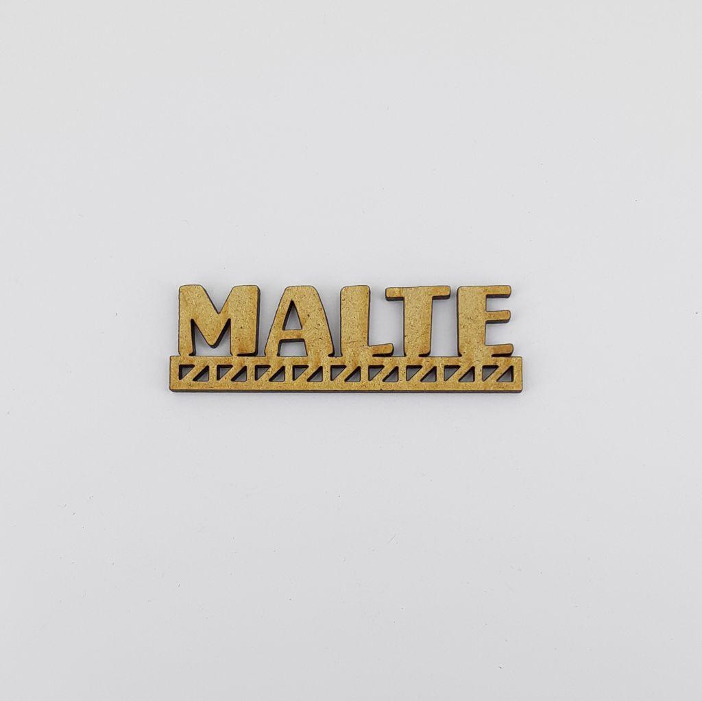 MOT BOIS PAYS D\'EUROPE - MALTE