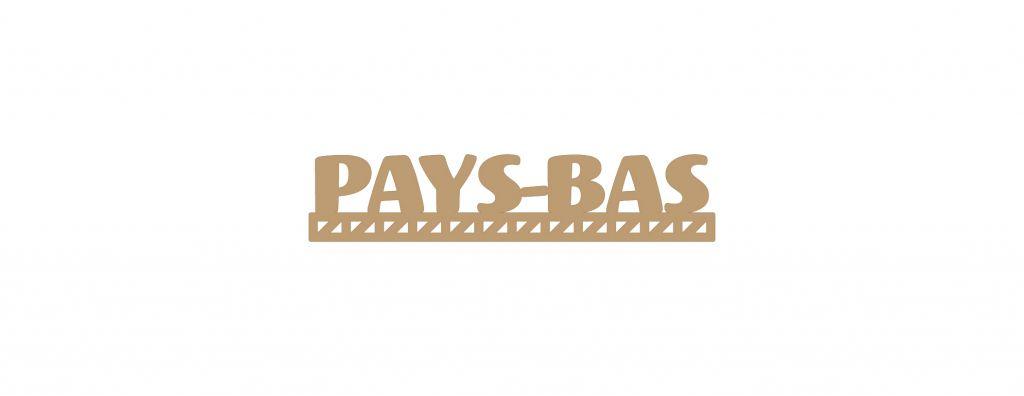 MOT BOIS PAYS D\'EUROPE - PAYS-BAS