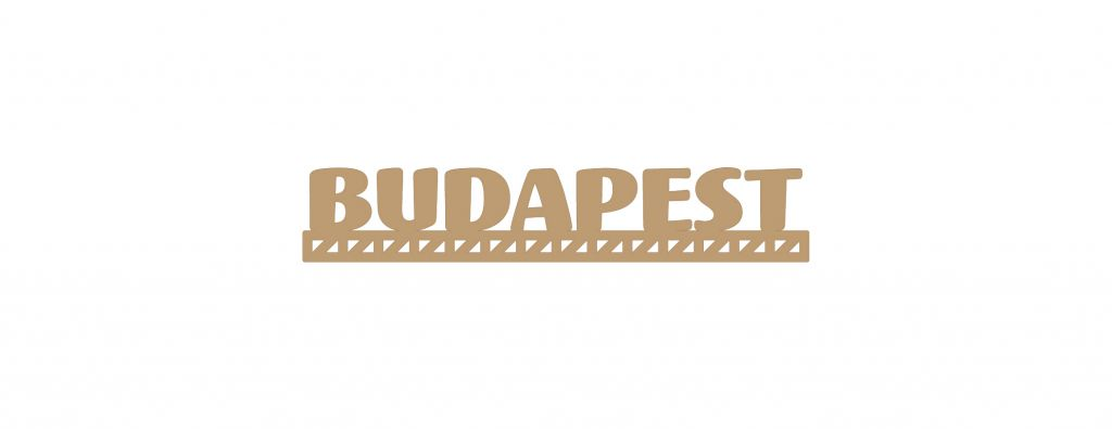 MOT BOIS VILLE D\'EUROPE - BUDAPEST