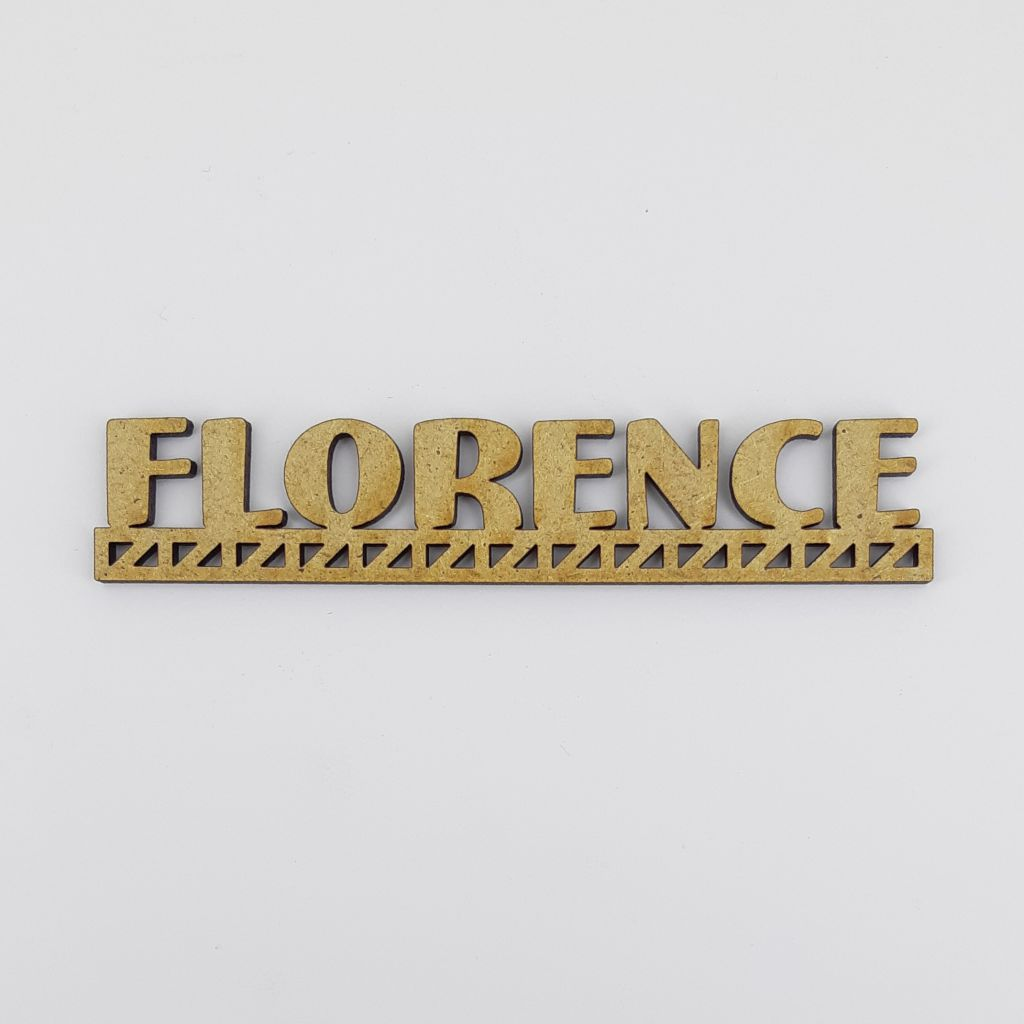 MOT BOIS VILLE D\'EUROPE - FLORENCE