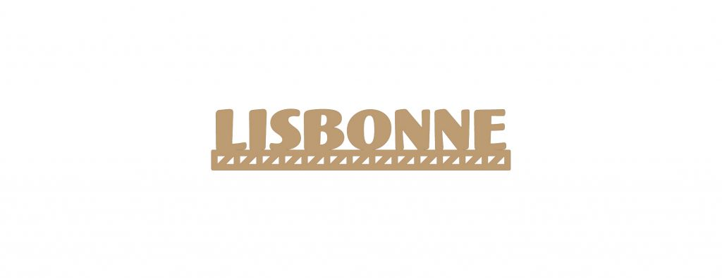 MOT BOIS VILLE D\'EUROPE - LISBONNE