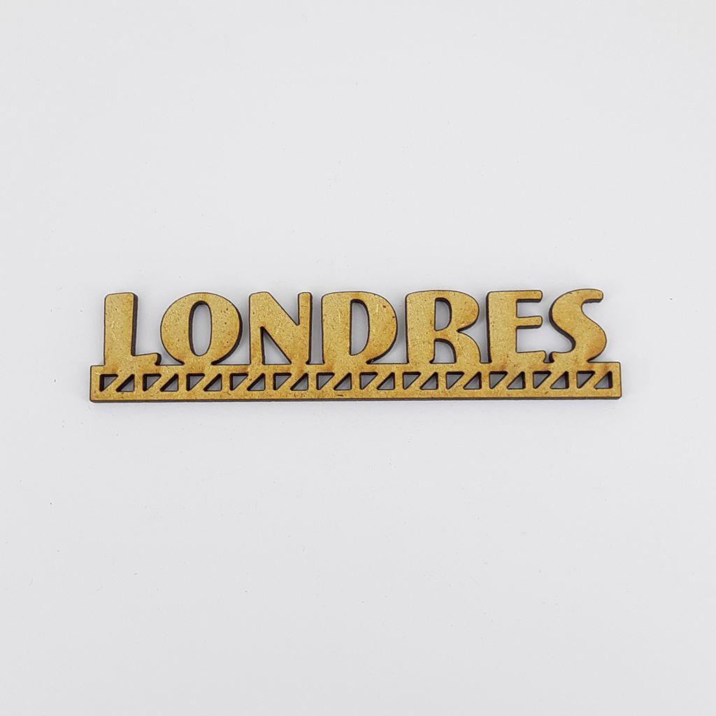 MOT BOIS VILLE D\'EUROPE - LONDRES 1