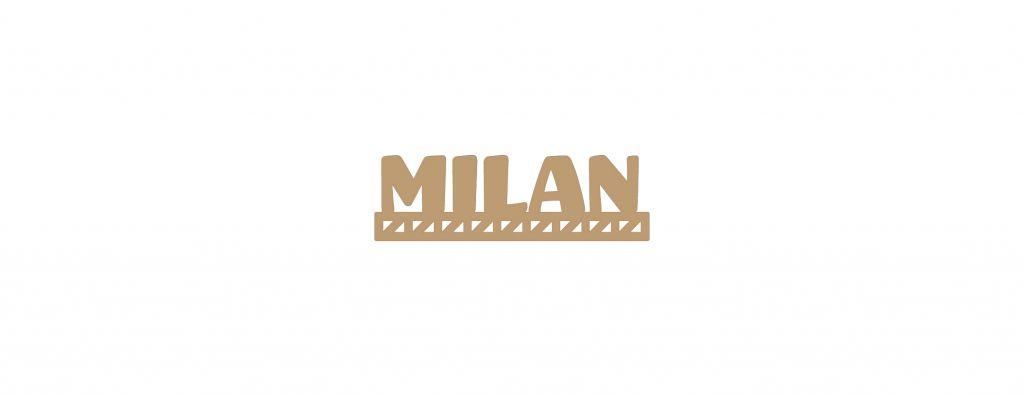MOT BOIS VILLE D\'EUROPE - MILAN