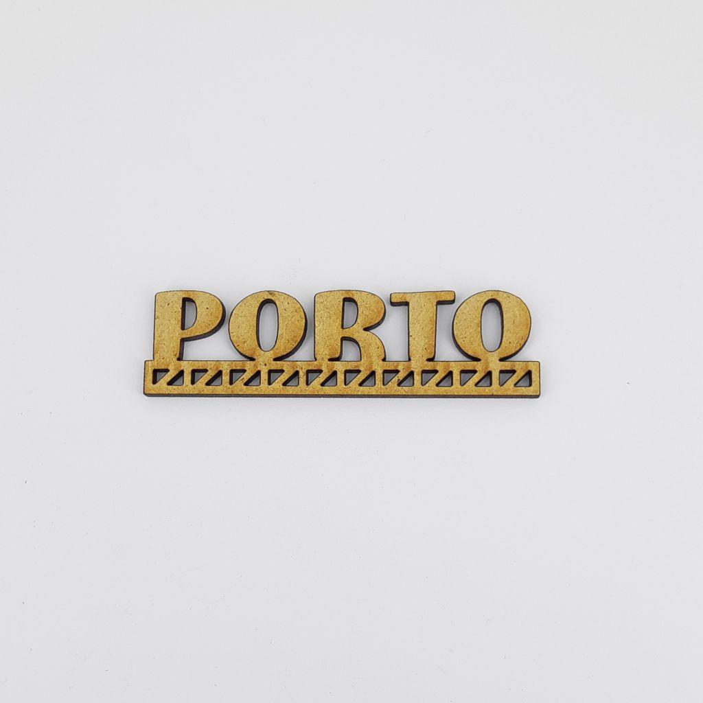 MOT BOIS VILLE D\'EUROPE - PORTO