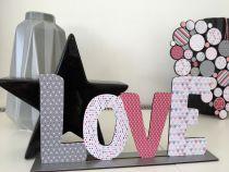 MOT LOVE A POSER MDF 3 MM