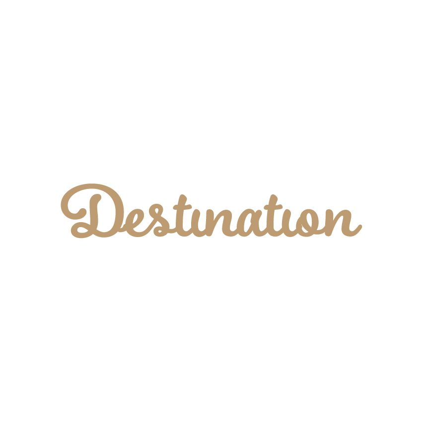 MOT MDF 3 MM DESTINATION