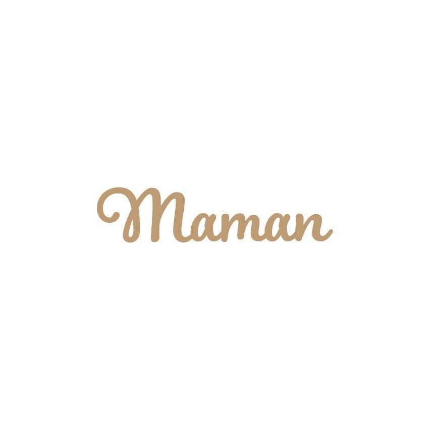 MOT MDF 3 MM MAMAN