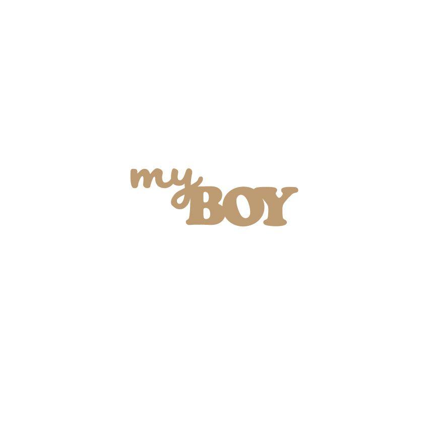 MOT MDF 3 MM MY BOY