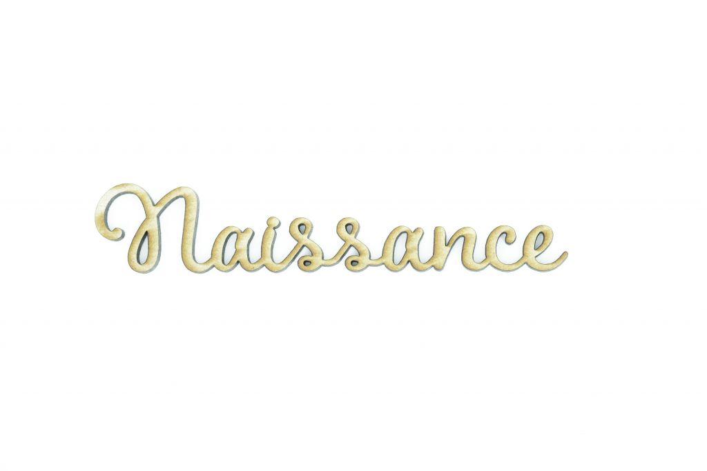 MOT MDF 3 MM NAISSANCE