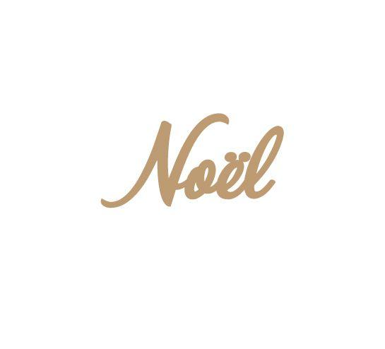 MOT MDF 3 MM NOEL