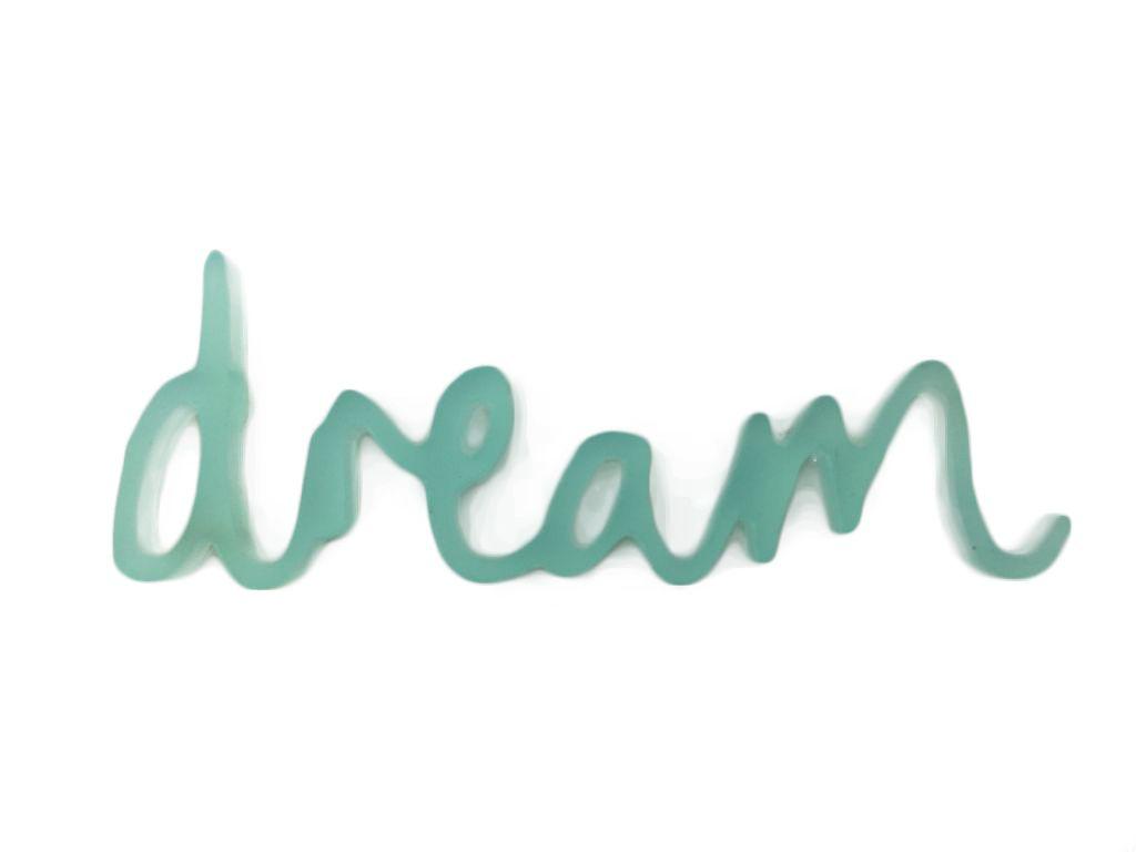 MOT PLEXI TRANSLUCIDE 3 MM DREAM MENTHE