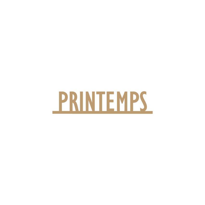 MOTS MDF 3 MM PRINTEMPS