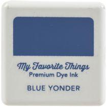 My Favorite Things Premium Dye Ink Cube - Blue Yonder