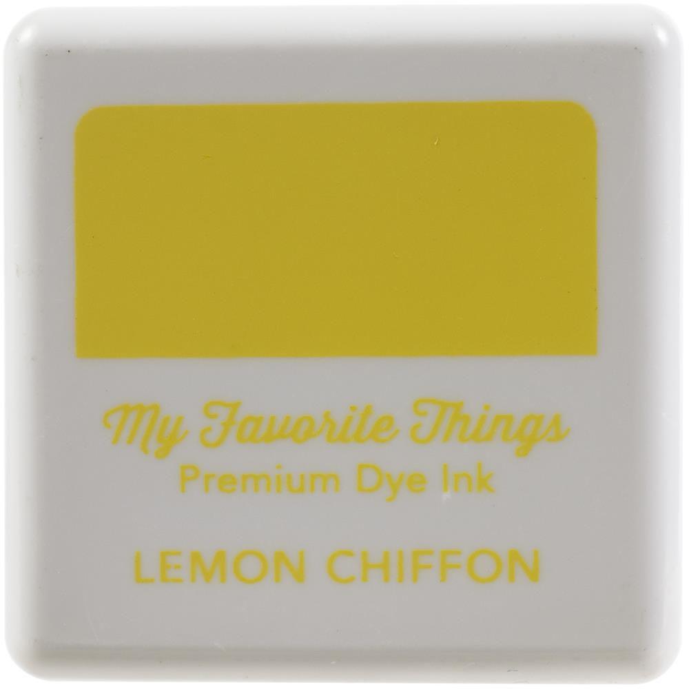 My Favorite Things Premium Dye Ink Cube - Lemon Chiffon