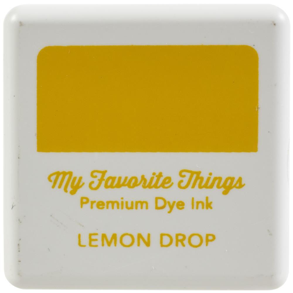 My Favorite Things Premium Dye Ink Cube - Lemon Drop