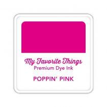 My Favorite Things Premium Dye Ink Cube - Poppin\' Pink