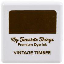 My Favorite Things Premium Dye Ink Cube - Vintage Timber