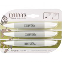 NUVO CREATIVE PEN COLLECTION - Organic Greens