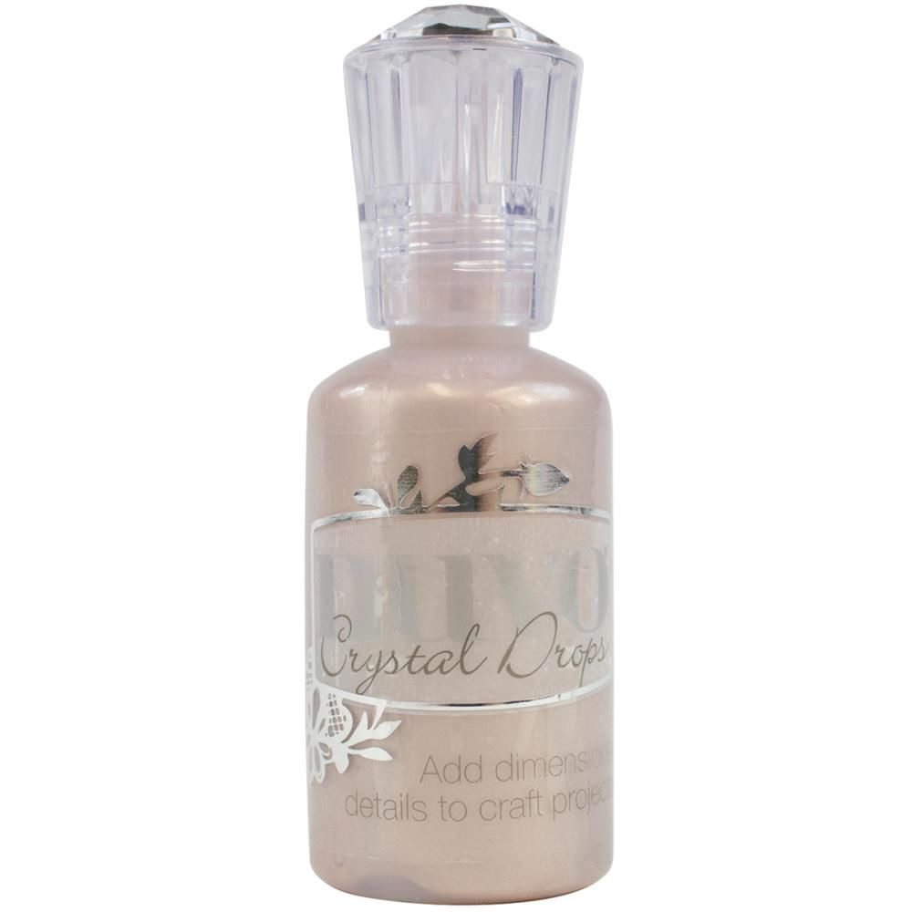 Nuvo Crystal Drops 1.1oz Antique Rose