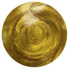 Nuvo Crystal Drops 1.1oz Metallic Mustard Gold