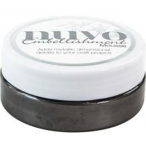 NUVO EMBELLISHMENT MOUSSE - BLACK ASH