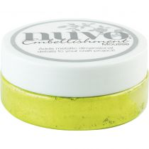 NUVO EMBELLISHMENT MOUSSE - CITRUS GREEN