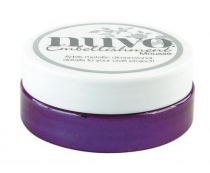 NUVO EMBELLISHMENT MOUSSE - ROYAL AUBERGINE