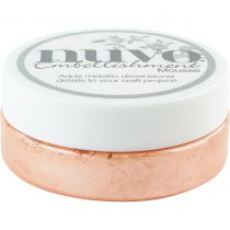 Nuvo embellishment mousse Coral Calypso