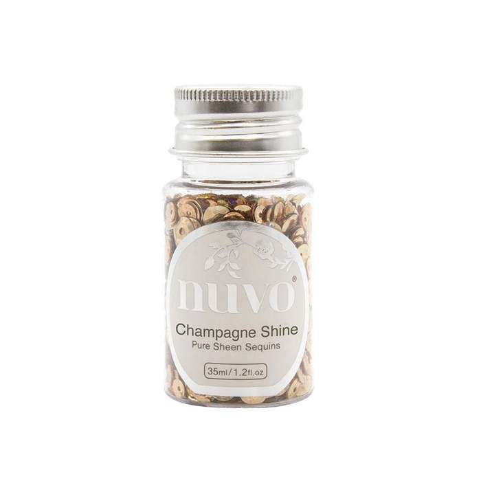 NUVO SEQUINS - Champagne Shine