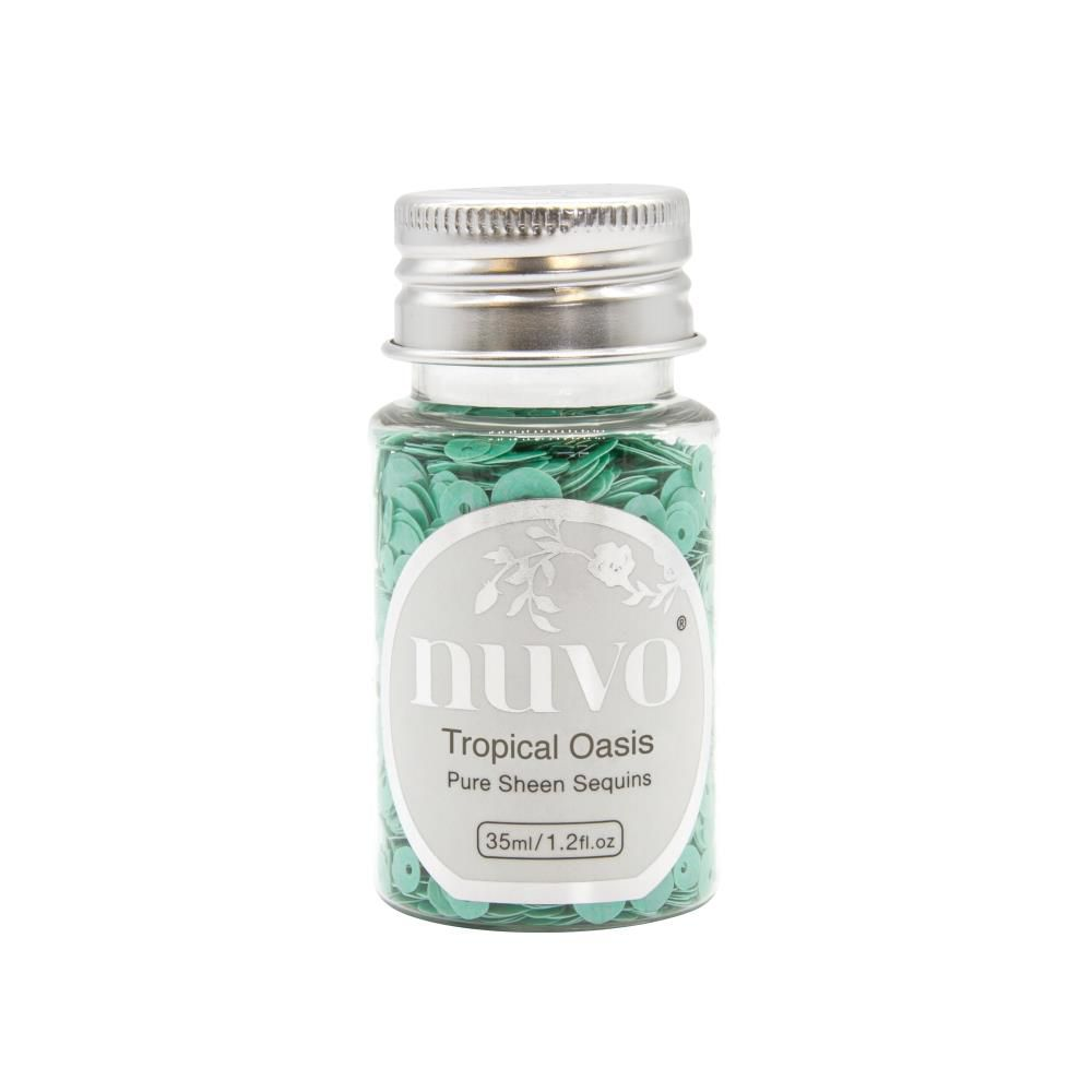 NUVO SEQUINS - Tropical Oasis