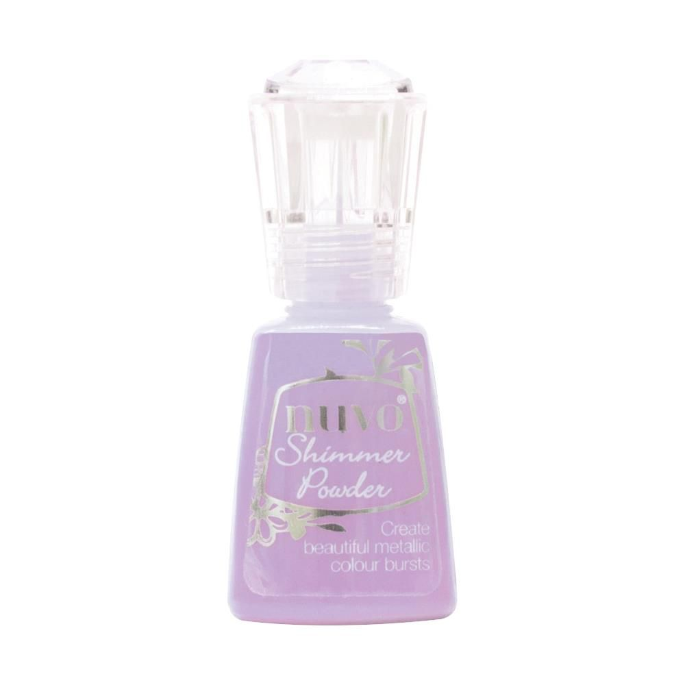 NUVO SHIMMER POWDER - Lilac waterfall