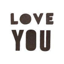 Outils de découpe LOVE YOU