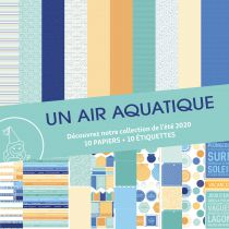 un air aquatique